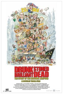 2015 AFI DOCS FILM FESTIVAL:  Drunk, Stoned Brillant Dead:  The Story of The National Lampoon