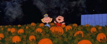 Great Pumpkin Charlie Brown 50 years