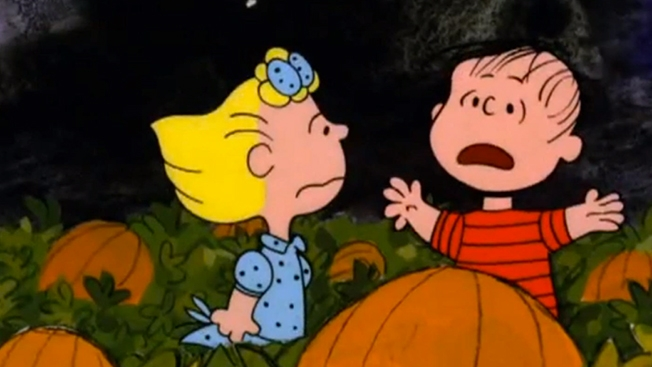 originally airing on october 27 1966 charlie brown is excited to be invited to his first ever party violets halloween party the one person who wont be - Charlie Brown Halloween Abc