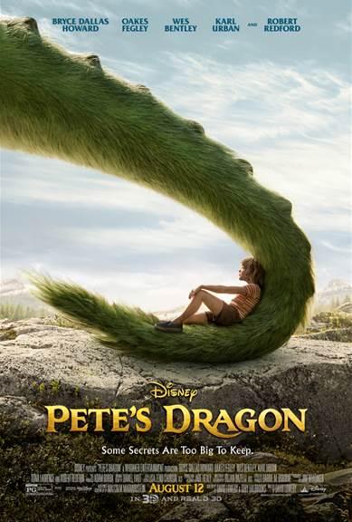 Petes Dragon Poster