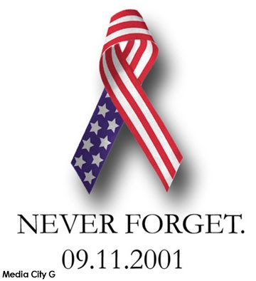 Never Forget 911 Ribbon