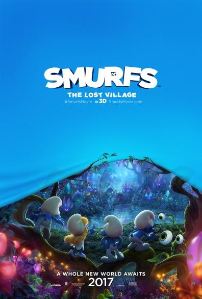 smurfs-teaser-poster